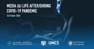 Media (&) Life After/During Covid-19 Pandemic